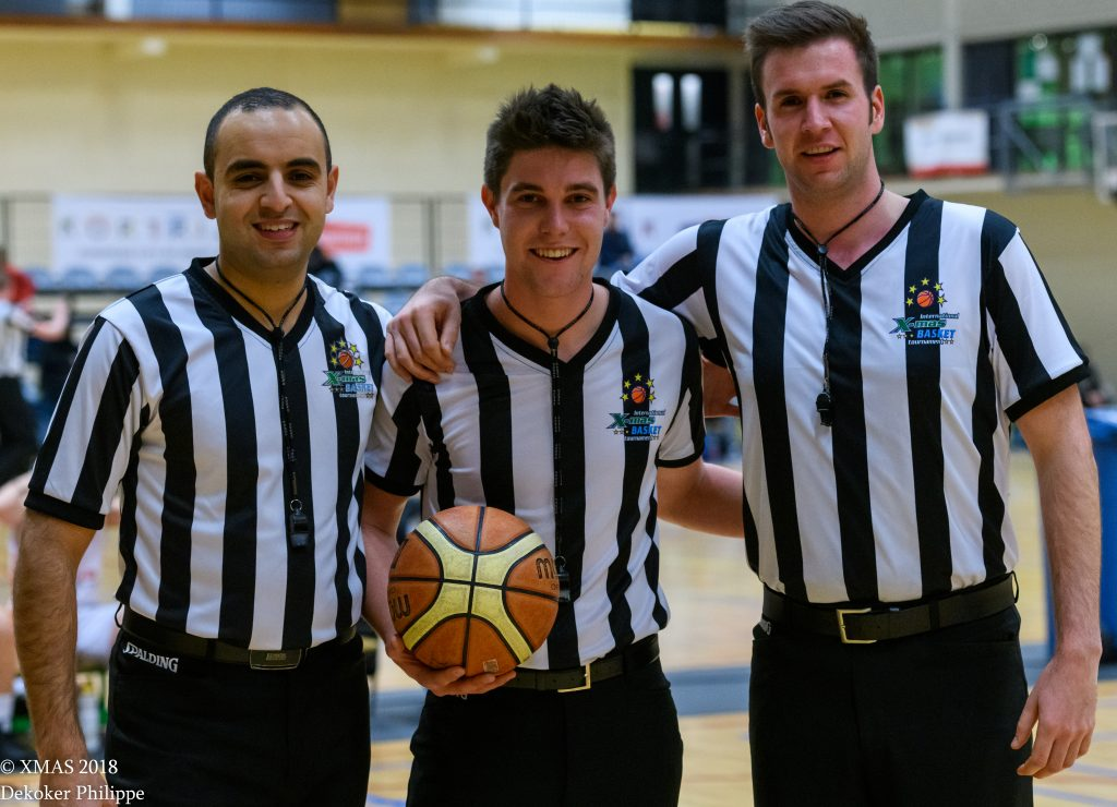 Referees – X-Mas Tournament